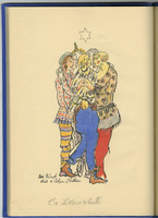 »The Bond of Wild Jews« from <em>Thebes. Poems and Lithographs</em> (Illustration)